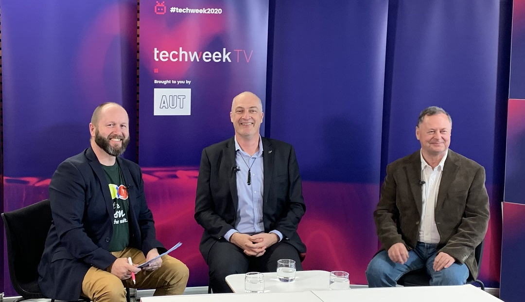 Techweek2020 TV. Talking Agritech ITP with David Downs
