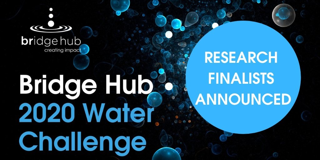 The Bridge Hub Trans-Tasman Water Challenge Research Finalists Announced!