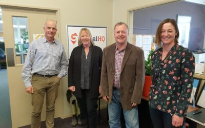 Working with GlobalHQ to spread New Zealand's Agritech Story