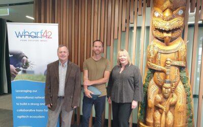Congratulations RiverWatch! Winners of the Bridge Hub 2020 Water Challenge New Zealand Startup Stream Category