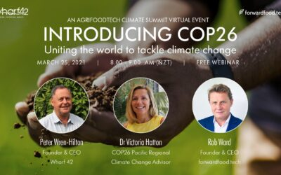 Have you registered for the first AgriFoodTech Climate Summit virtual event?