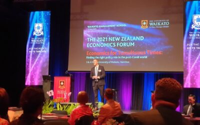The 2021 New Zealand Economic Forum – public policy settings in the spotlight