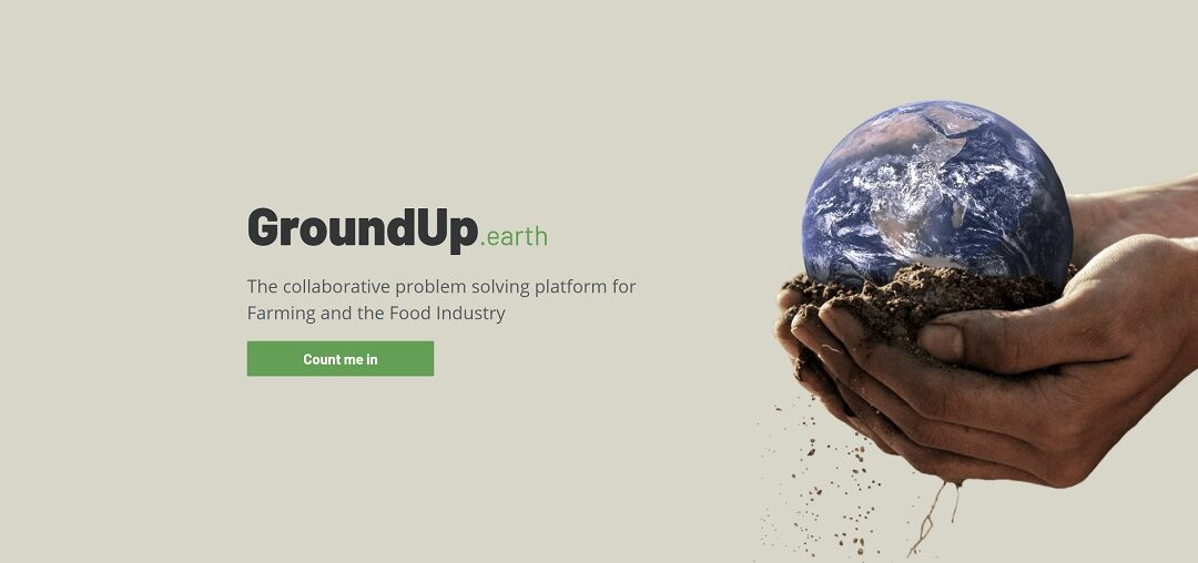 We are Hiring! GroundUp.earth is seeking a motivated Digital Marketing Lead