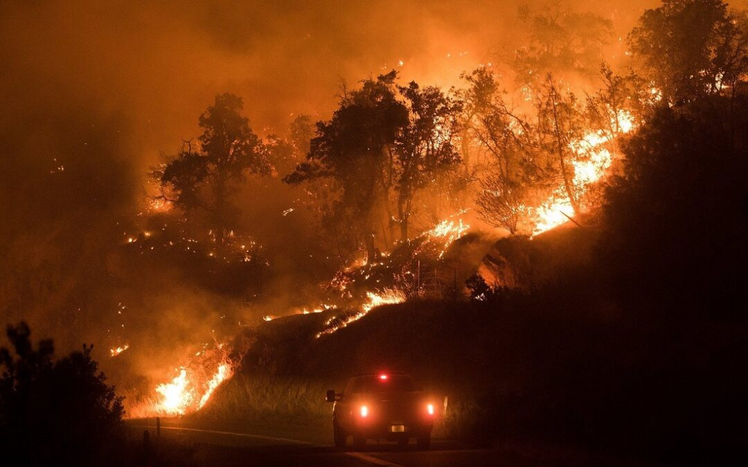 Climate change: IPCC report is 'code red for humanity'